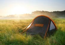W górach pod namiotem - niezbędnik rozsądnego turysty