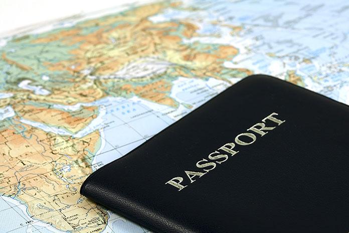 Utrata paszportu za granicą