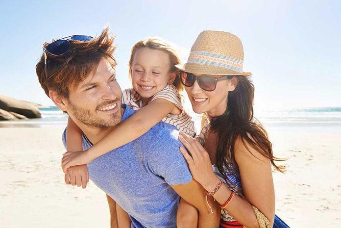 Dzieci - poradnik rodzinnej podróży
