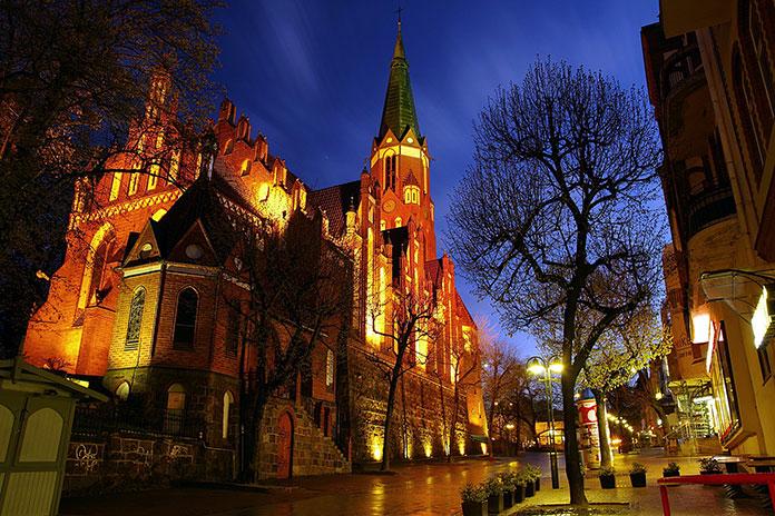 Wynajem apartamentu na romantyczny weekend w Sopocie