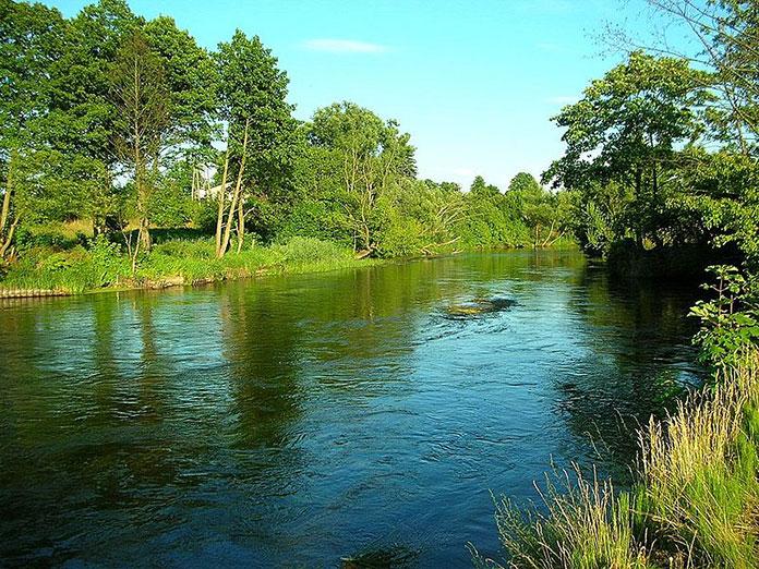 Spływ kajakowy Brdą - co nas czeka na trasie?
