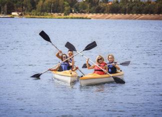 Rodzinne wakacje nad jeziorem w centrum kraju? Z Jeziorem Sulejowskim to jest możliwe!