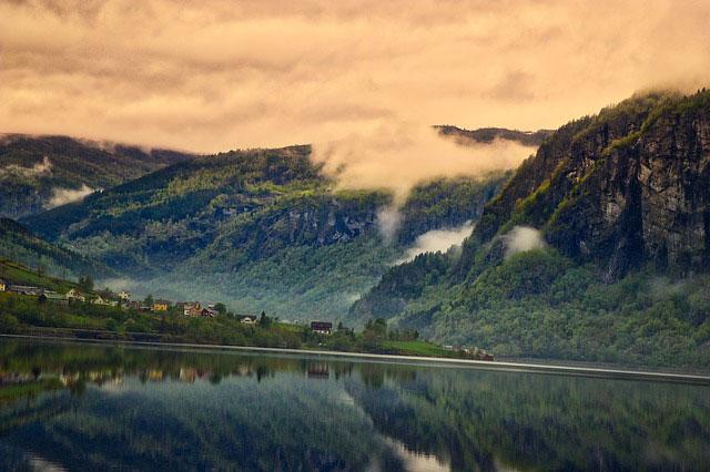 Odkryj Norwegię